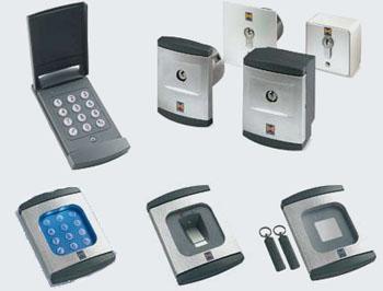 Vartų valdymo įrenginiai